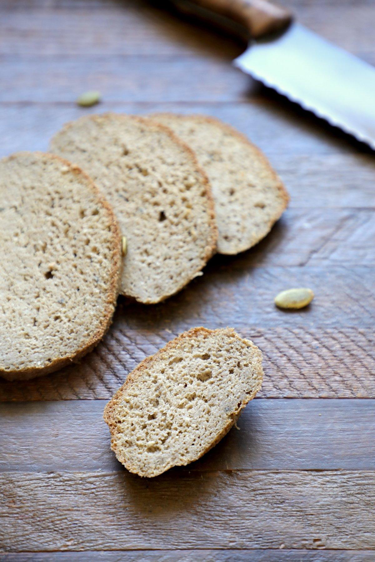 Squeaky Clean Keto Bread I Breathe I M Hungry