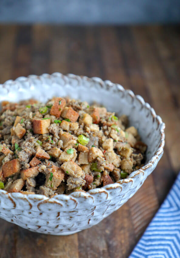 Keto HOP Stuffing – Low Carb
