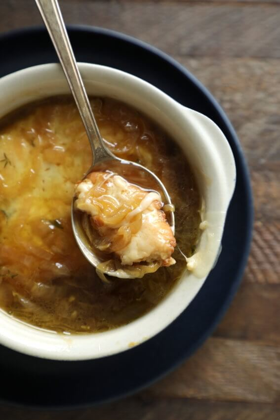 Keto French Onion Soup – Low Carb