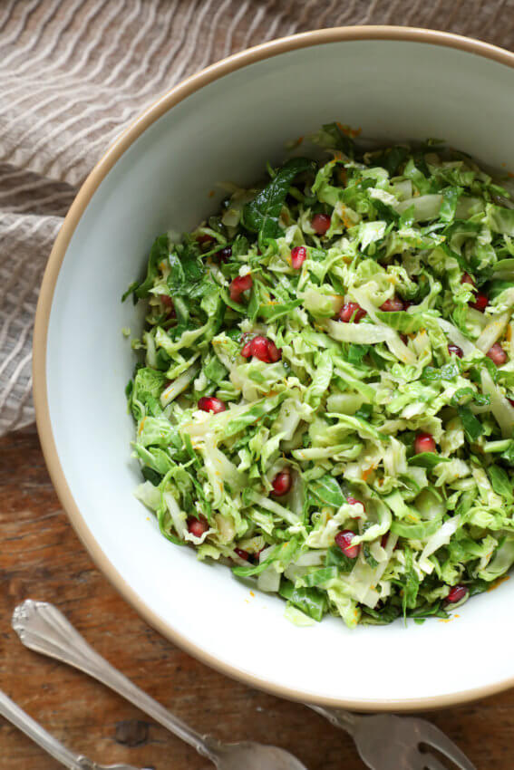 Keto Brussels Sprouts Slaw – Low Carb