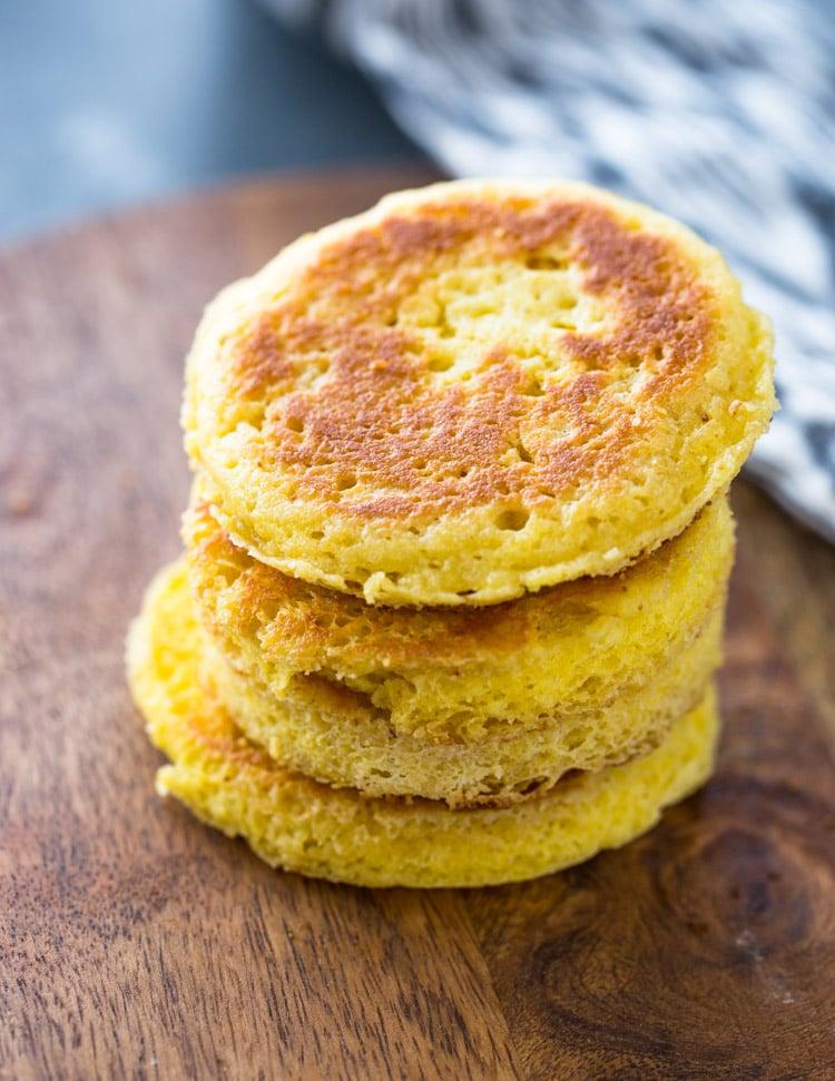 10 best keto bread recipes - 90 second microwaveable bread